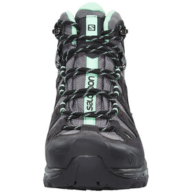 Salomon Quest Prime GTX Hiking Shoes Women Detroit/AsphaltLlucite Green